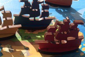 explorersgame embarcações